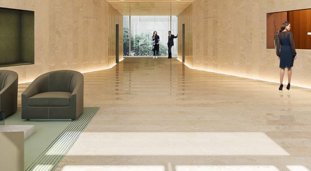 静谧与都市的兼得!OMA建筑事务所纽约首秀 Gramercy+Flatiron产权公寓121 East 22nd Street