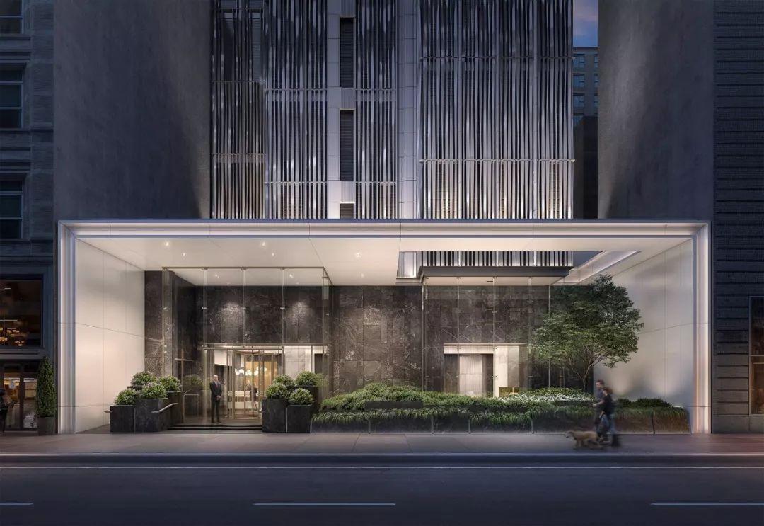 Madison House麦迪逊公馆 —— NoMad的心爱新房   4米高的天花板   转角房间   平视帝国大厦