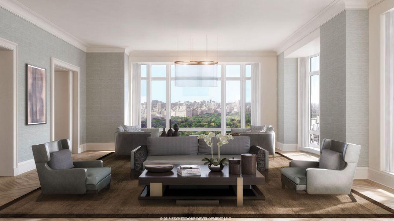 520 Park Avenue 公园大道——上东区的老钱新贵 住得更高 看的更远