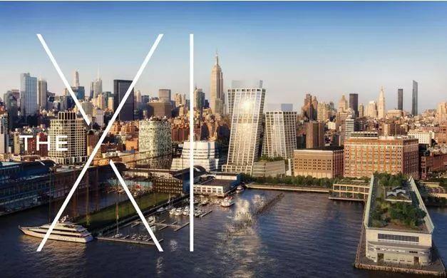 翩翩双舞之塔The XI...美到让你心动. 哈德逊的流水.切尔西的灵性.高线公园的独一无二.2019纽约曼哈顿新美新宠新贵
