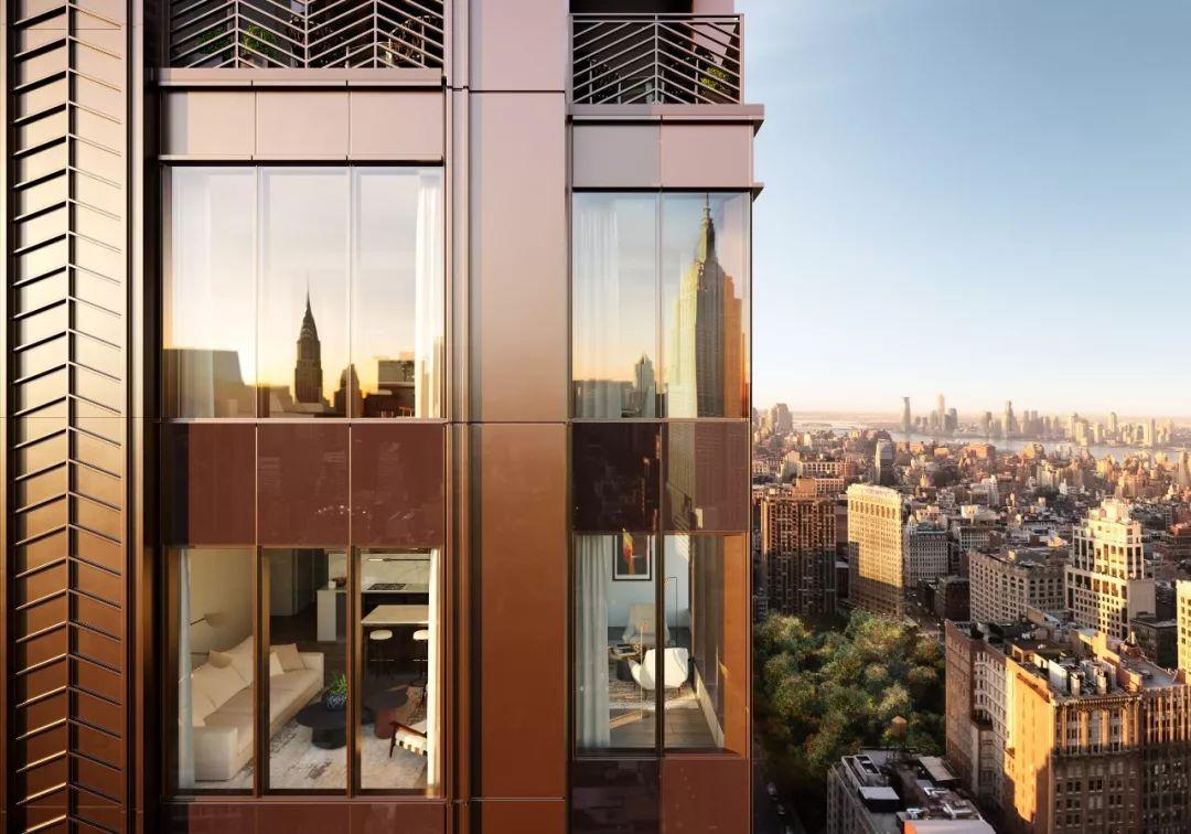 洛克菲勒集团打造Rose Hill——继续书写纽约最浪漫的历史 30 East 29th Street, 10016