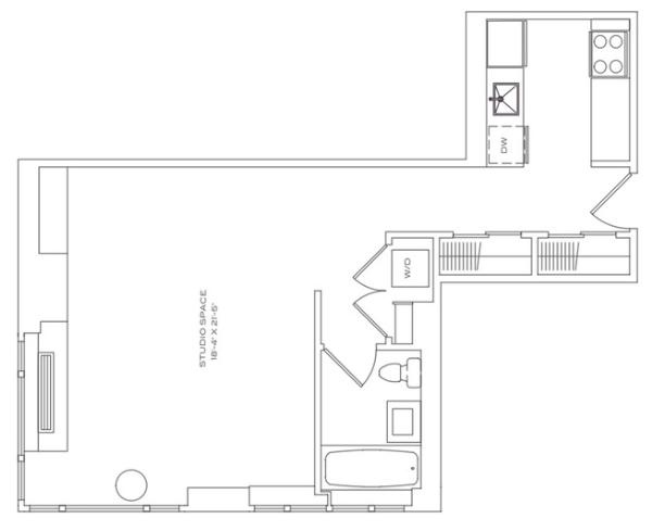 TwoBro房源| $5600+ 中城2B2B「近Fordham/NYIT/哥大和哈德逊河」超高性价比近两个月入住