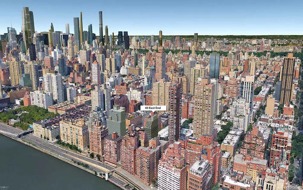 老纽约上东区的新力量——「40 East End Avenue」曼哈顿上能听到鸟鸣的地方