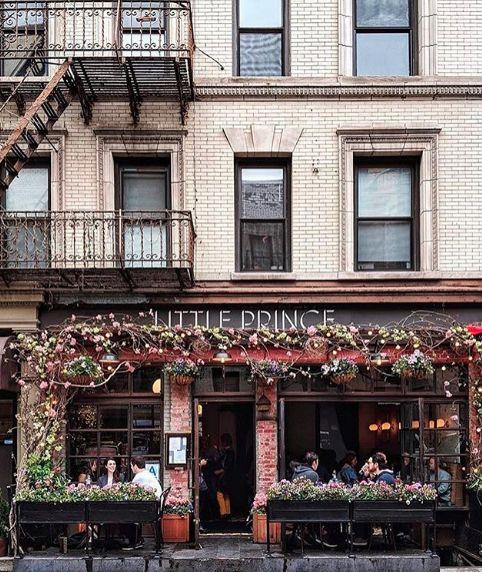 Greenwich West 苏豪区哈德逊河畔的一首诗--110 Charlton Street, New York 10014
