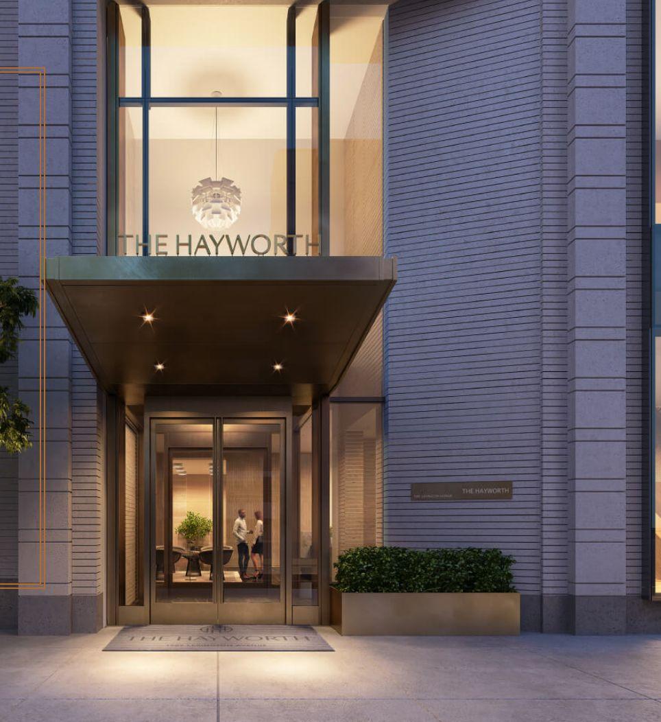 「The Hayworth 上东区卡耐基山完美社区」1289 Lexington Ave, New York NY 10028