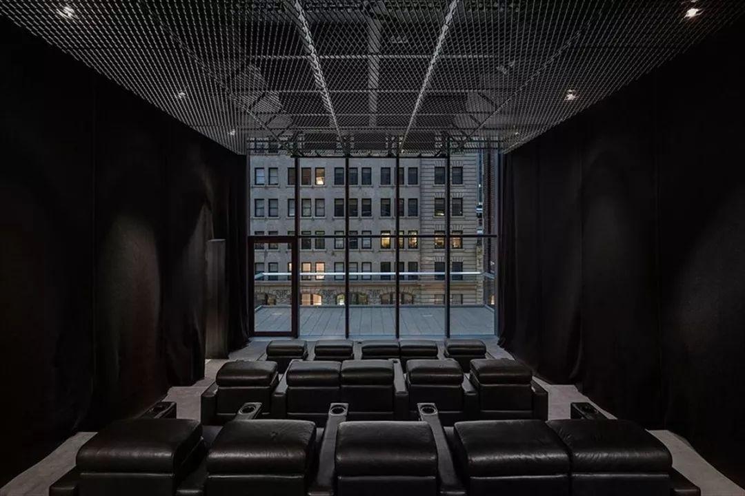从北京鸟巢到纽约积木楼Herzog&de Meuron(赫尔佐格-德梅隆)56Leonard翠贝卡超豪华PH, 6-2卧
