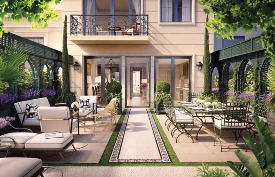 「精典上东」全纽约最巴黎最欧式的家