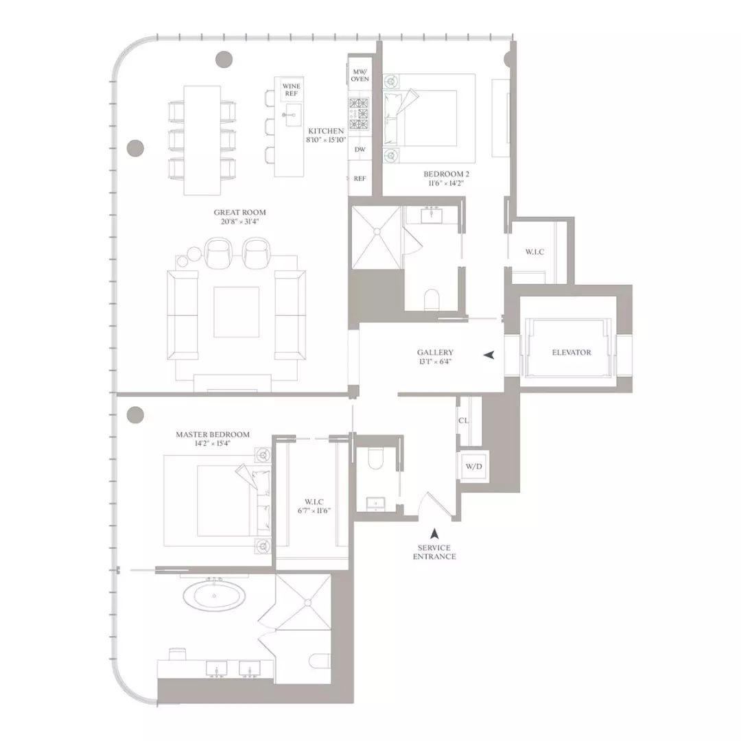 [建筑界的爱马仕] 565 Broome Street, SoHo难得一见新楼盘, 已封顶